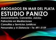 Abogados en Mar del Plata Estudio Juridico PANIZO