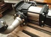 Nro. de stock: 3140   bomba centrifuga vertical acero inoxidable