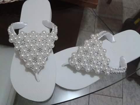 dcba44f1 Ojotas havaianas originales bordadas y sin bordar en Buenos Aires ...
