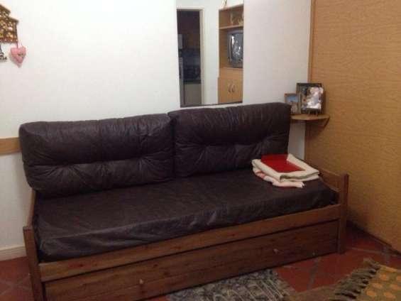 Sofa que se hacen dos camas de una plaza