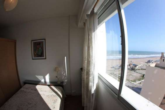 Vista al mar de la habitacion