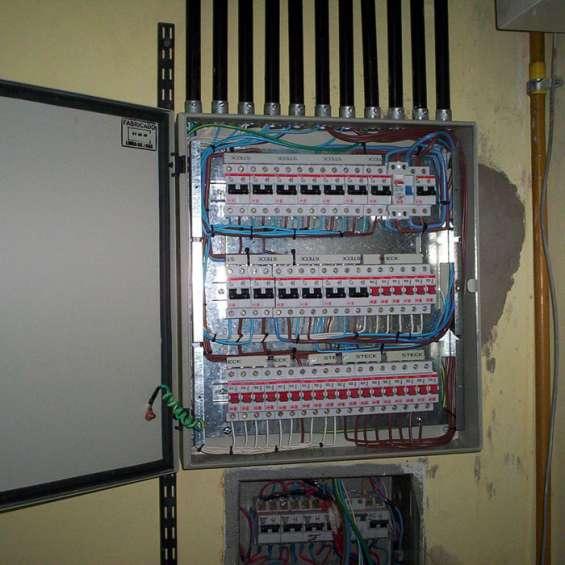 Electricista matriculado parque industrial cipo (escobar)