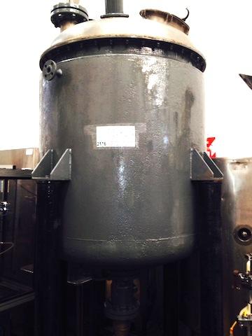 Nro. de stock: 2116 reactor acero inoxidable 300 litros