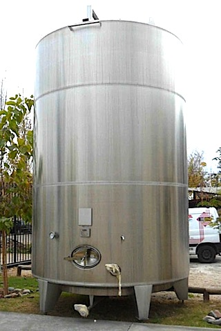 Tanque acero inoxidable 30.000 litros
