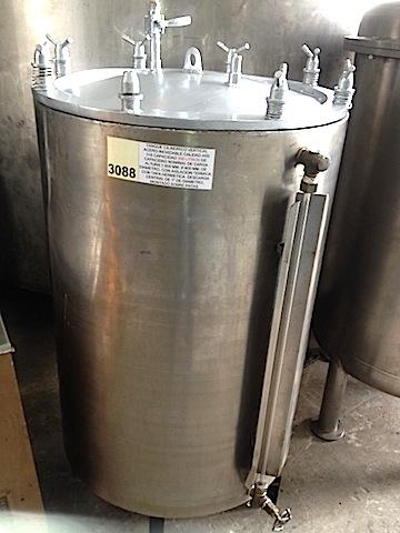 tanque acero inoxidable 300 litros