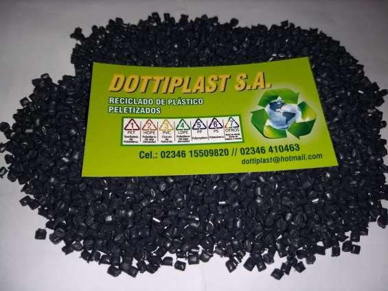 Somos una empresa dedicada a el reciclado de plástico.