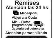 Agencia de remis - zona ramos mejia