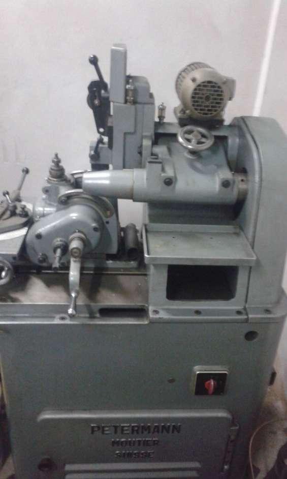 Liquido talladora de levas petermann para torno automático
