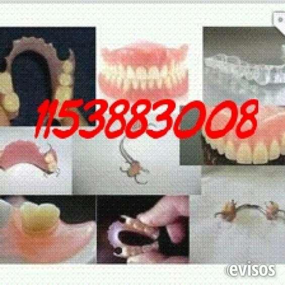 Laboratorio dental emergencia prótesis