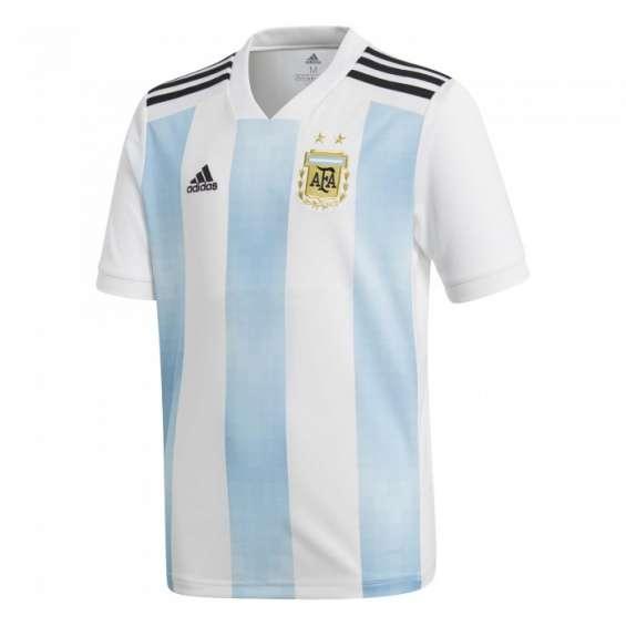 Camisetas argentina adidas afa mundial 2018