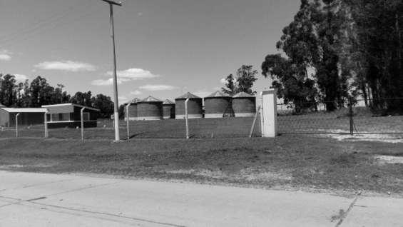 Vendo planta de silos