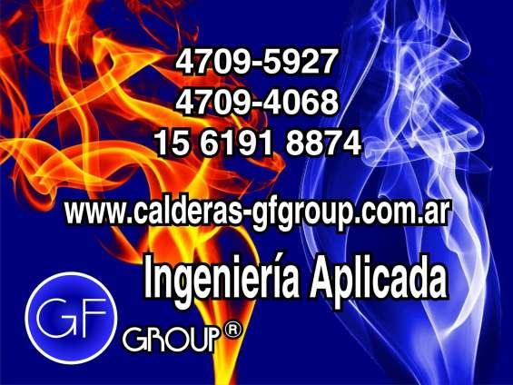 Gf group ingenieria aplicada en sistemas de climatizacion