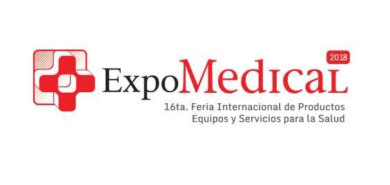 16ta feria internacional de productos, equipos y servicios para la salud.