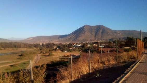 Cerro santa inés, donde se puede practicar treakin