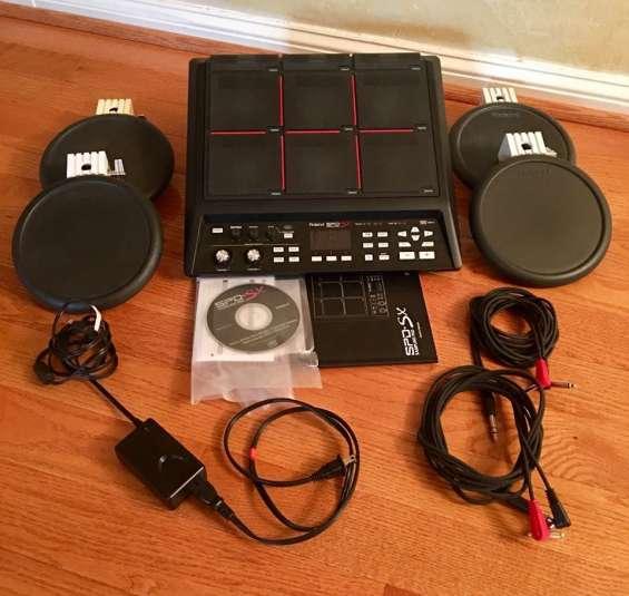 Baterias percusion roland spd-sx drum whatsapp +234809087258