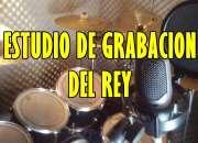 ESTUDIO DE GRABACION DEL REY ( ZONA OESTE )