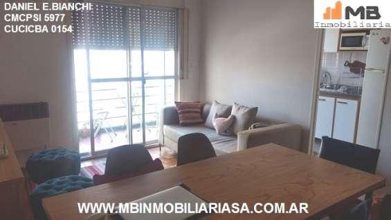 Palermo venta dpto 4 amb.c/balcon en paraguay al 4800
