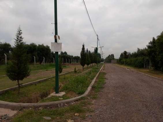 Calle de egreso