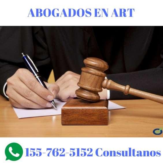 Abogado srt - comisiones art- ley art - consultas y reclamos srt