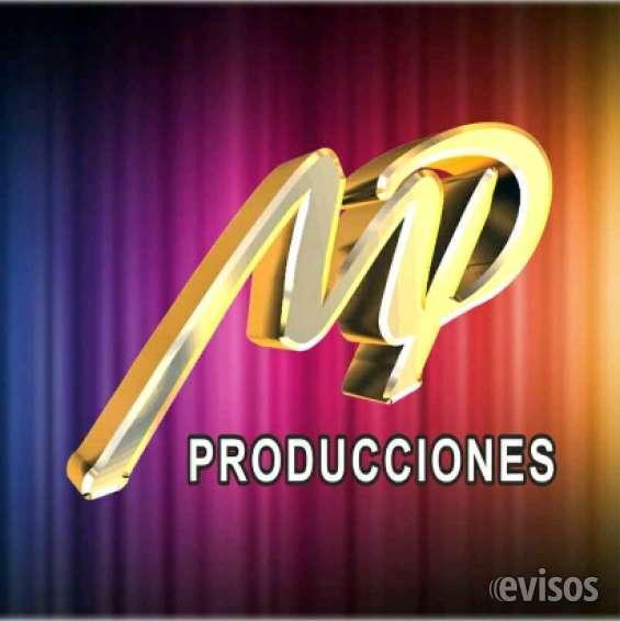 Mp producciones · solución integral en imagen, audio y video.