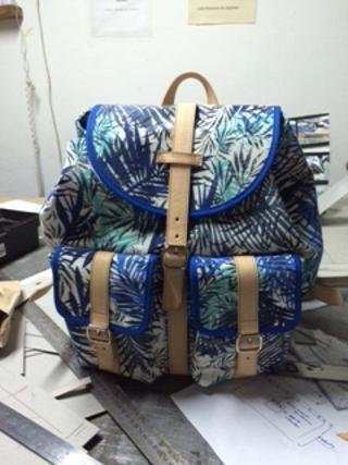 Curso de diseño y molderia  carteras,bolsos y mochilas