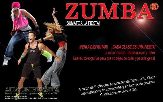 Zumba fitness en aifa - devoto con instructores zin oficiales