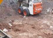 Alquiler de bobcat demoliciones excavaciones mov …