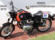 Gilera 200 SP 70 Antigua