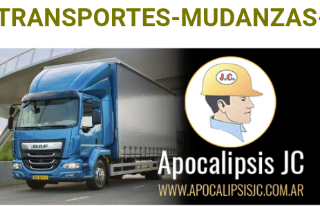 Transportes mudanzas fletes 24hs. whatsapp 1166760699