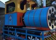 Vendo tren magico para eventosen general