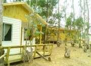 Cabaña En El Quisco, valparaiso 23mil  Para 2 Personas Mascotas ok