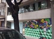 Venta monoambiente a dividir apto profesional con balcón b/expensas fitz roy 1400