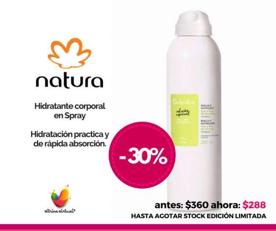 Natura, exclusiva promo de verano