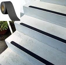 Cintas antideslizantes para escaleras