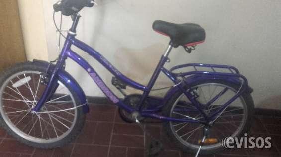 Vendo bici rodado 20 excelente estado