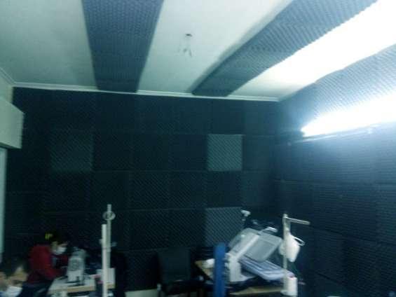 Fotos de Paneles acusticos ignifugos 3