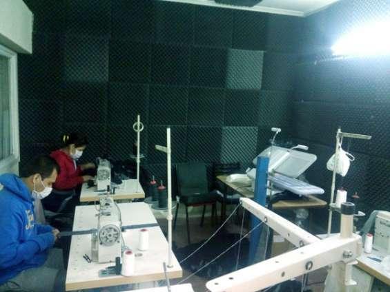 Fotos de Paneles acusticos ignifugos 2