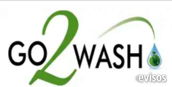 Formula lavado de autos sin agua