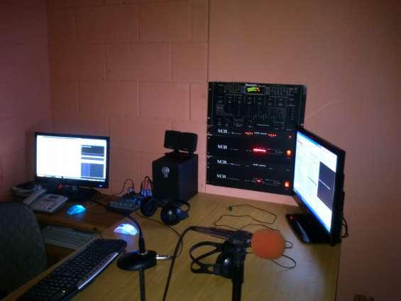 M31 radios fm dipolos torres antenas instalacion