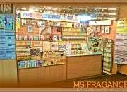 Ms fragances * parfum concentré * linea vip.