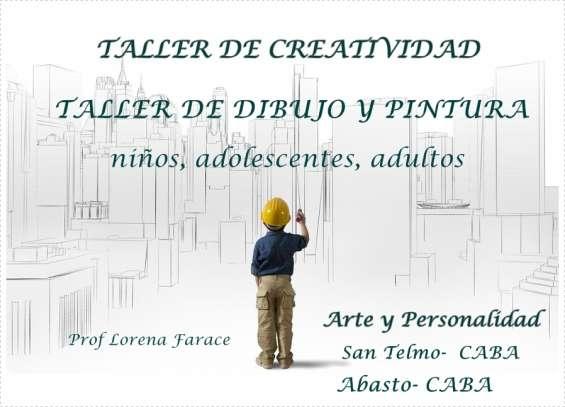 Taller para el desarrollo de la creatividad