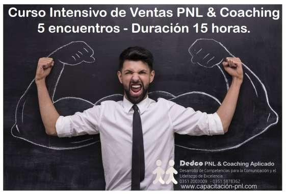 Curso taller vendedores con excelencia pnl & coaching