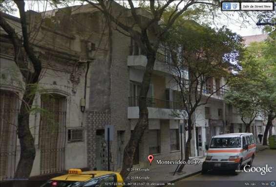 Montevideo 1000, dos viviendas conjuntamente, 199 m2 edificados