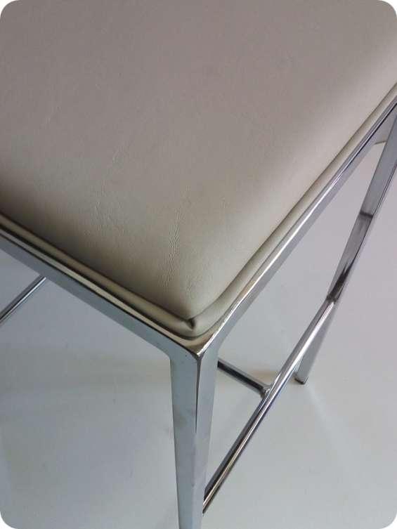 Fotos de Taburetes sillas mesas ratonas mesas sillones para sala de estar y oficina 3