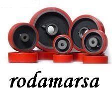 Rodamarsa poliuretano importado