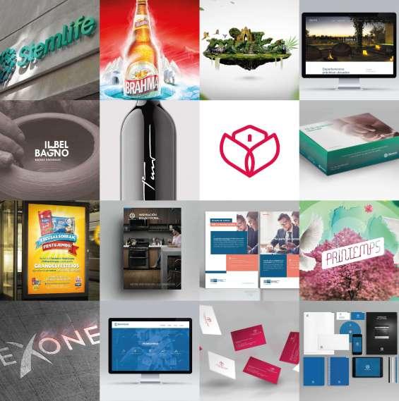 Servicios de diseño gráfico para empresas y particulares / buenos aires