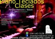 Clases piano, teclados,música