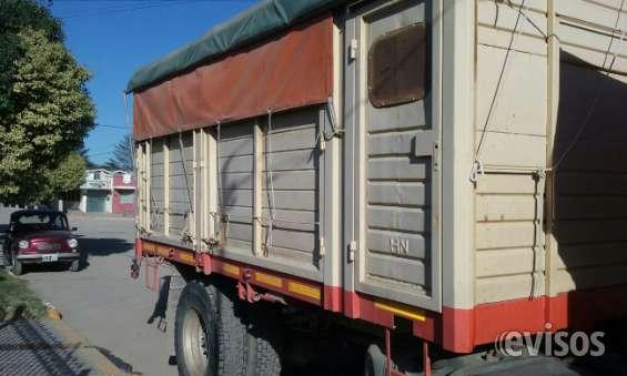 Caja para camion muy buen estado