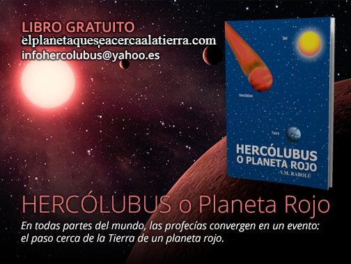 Libro gratuito 'hercólubus o planeta rojo'