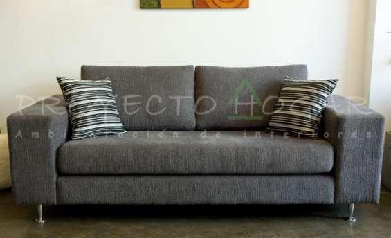 Sillones 3 cuerpos - sofa bolonia